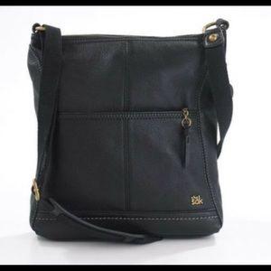 The Sak Iris black crossbody purse